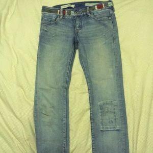 Anthropologie Pilcro Jeans